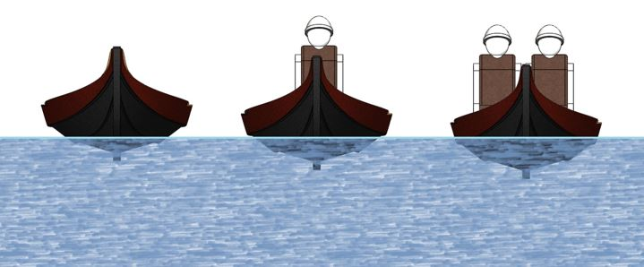 SOLIDWORKS Rowing Boat