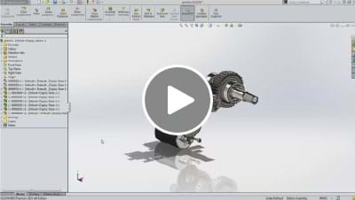 SOLIDWORKS 2015 What's New - User Interface