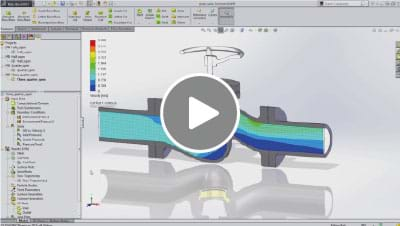 SOLIDWORKS 2015 What's New Video - Flow Simulation