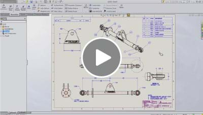 SOLIDWORKS 2015 What's New Video - Drawings