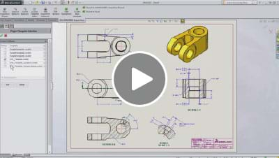 SOLIDWORKS 2015 What's New Video - Inspection