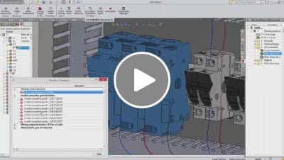 SOLIDWORKS 2015 What's New Video - Electrical