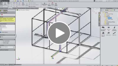 SOLIDWORKS 2015 What's New Video - Routing