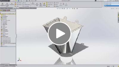 SOLIDWORKS 2015 What's New Video - Appearances - Sheet Metal