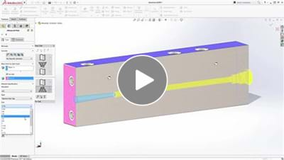 What's New in SOLIDWORKS 2017 - Advanced Hole