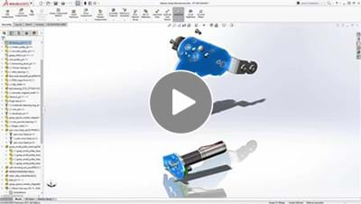 SOLIDWORKS 2017 What's New Video - Assembly Delighters