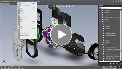 SOLIDWORKS 2017 What's New Video - EDrawings
