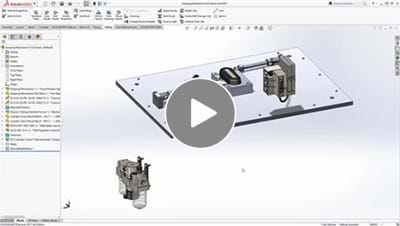 SOLIDWORKS 2017 What's New Video - Routing