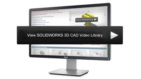SOLIDWORKS 3D CAD Videos