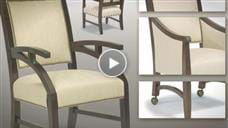 SOLIDWORKS Video Case Study - Flexsteel Industries - Custom Made Furniture