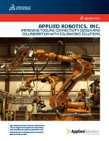 SOLIDWORKS Case Study Applied Robotics