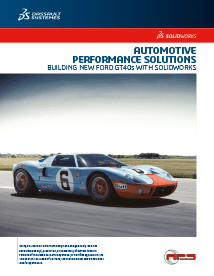 SOLIDWORKS Case Study Automotive Performance Solutions
