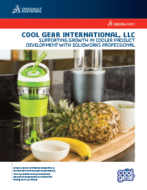 SOLIDWORKS Case Study Cool Gear
