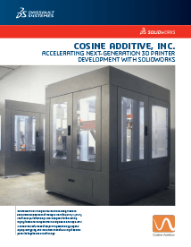SOLIDWORKS Case Study Cosine-Additive