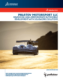 SOLIDWORKS Case Study Palatov