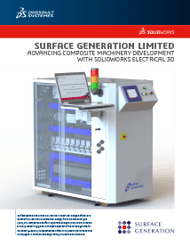 SOLIDWORKS Case Study Surface Generation
