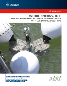 SOLIDWORKS Case Study Whirl Energy