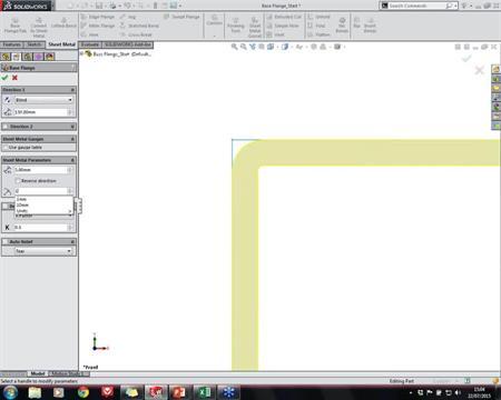 Sheet Metal Design Best Practices Solidsolutions